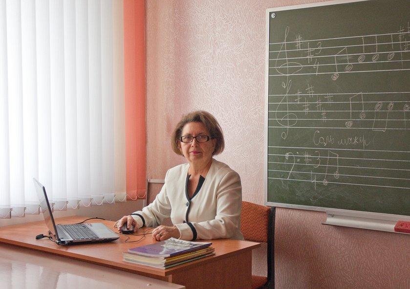 Заведующий теоретико-хорового отделения Игнатова Марина Евгеньевна