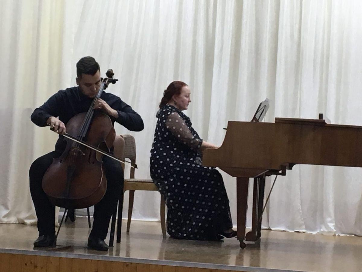 Региональный конкурс исполнителей на виолончели и контрабасе им. Н. Б. Голицина.